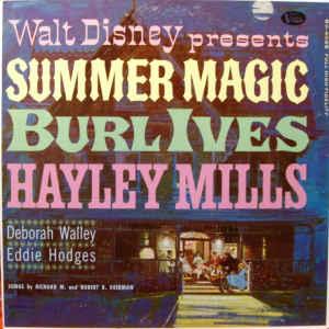 Summer Magic soundtrack LP